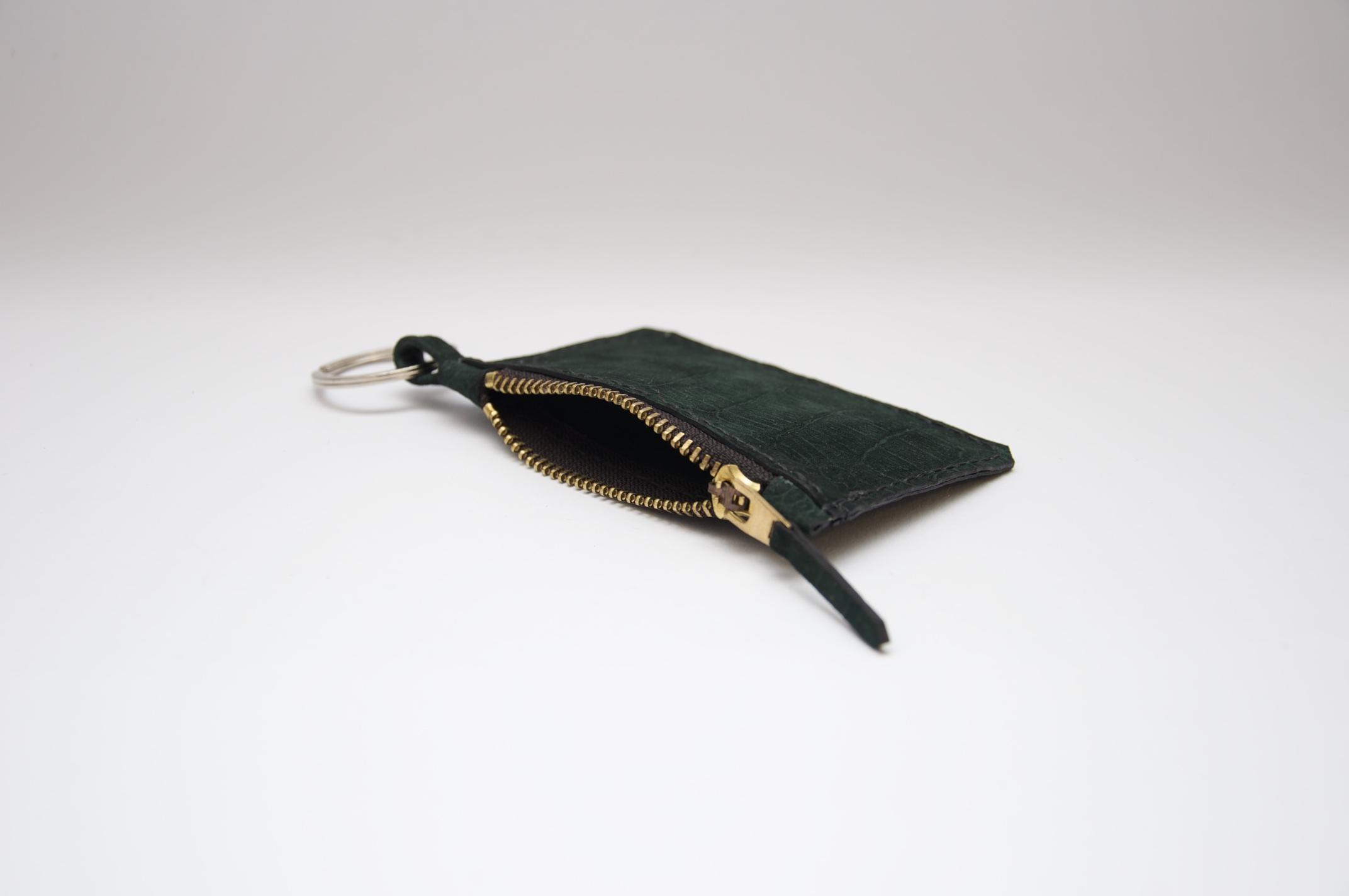peněženka na mince s klíčenkou